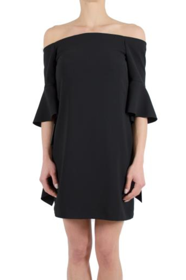 Pinko Off-The-Shoulder Dress