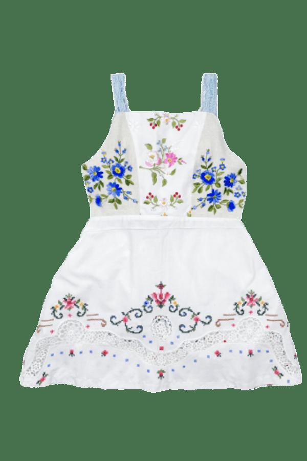 Image 1 of Magpie Vintage backless mini dress