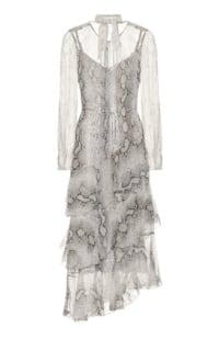 Zimmermann Corsage silk midi dress Preview Images
