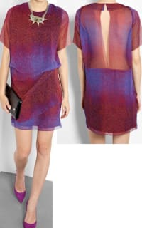 Acne Studios Mallory Noise dress  2 Preview Images