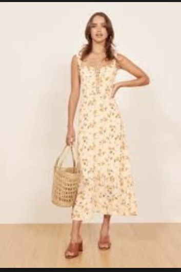 Reformation Naples Dress 3 Preview Images