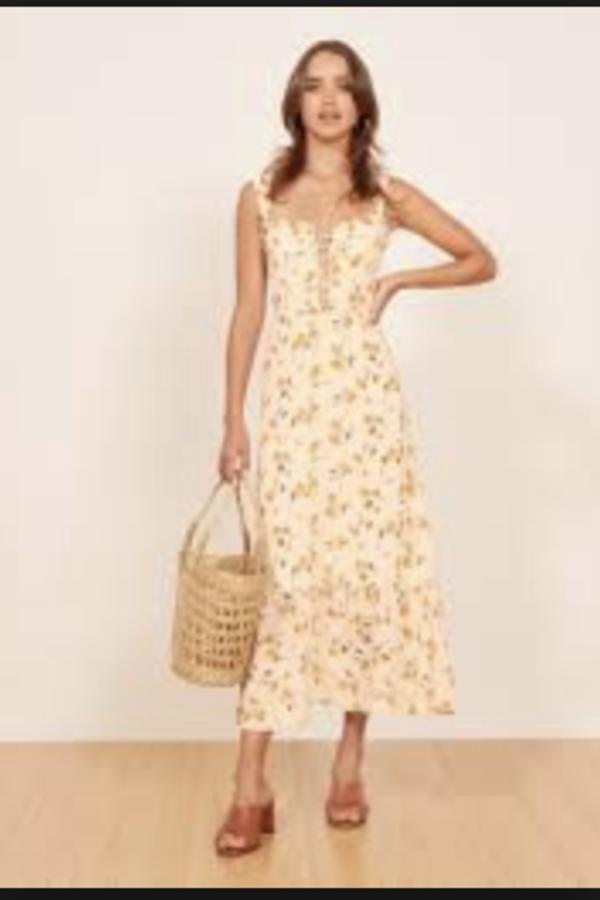 Reformation Naples Dress 3