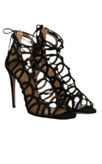 Aquazzura Ooh lala heeled sandal  Preview Images