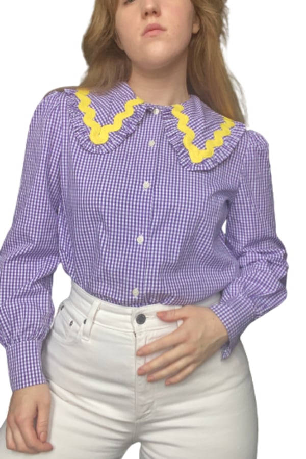 Image 2 of La Veste school shirt 04