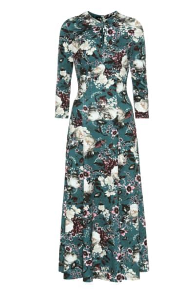 Erdem Caralina Floral Dress