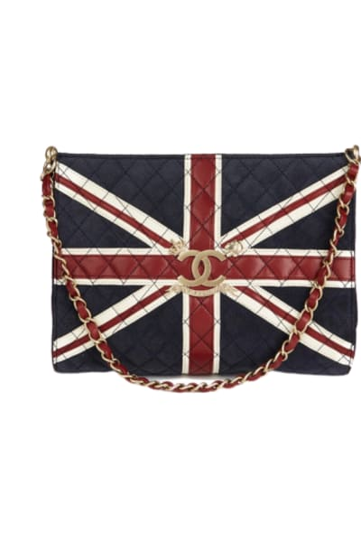 Chanel Union Jack bag 2