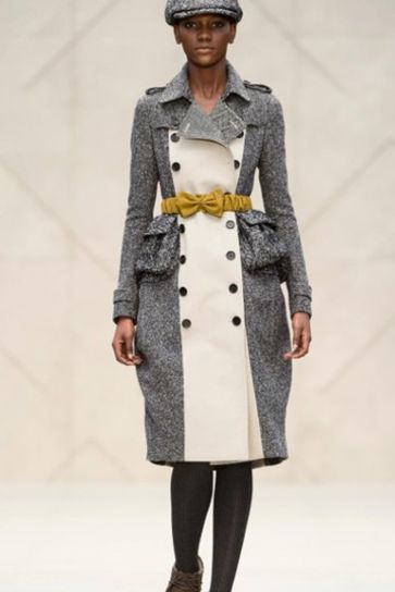 Burberry Burberry Prorsum Trench Coat 2