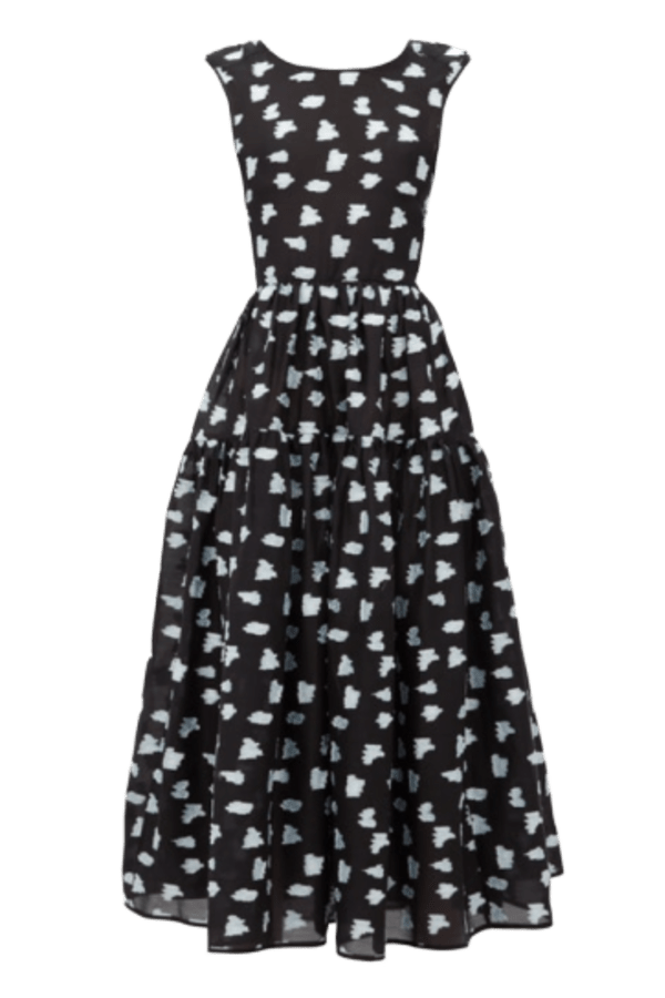 Image 1 of Cecilie Bahnsen ruth coupe midi dress