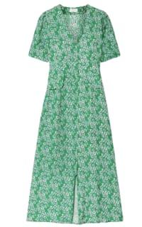 RIXO London Jackson daisy print dress 2 Preview Images