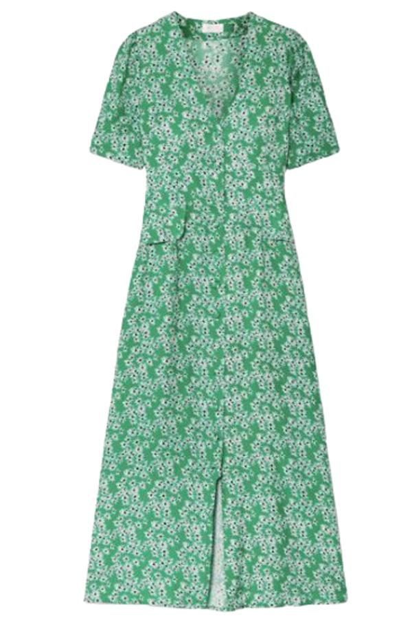 RIXO London Jackson daisy print dress 2