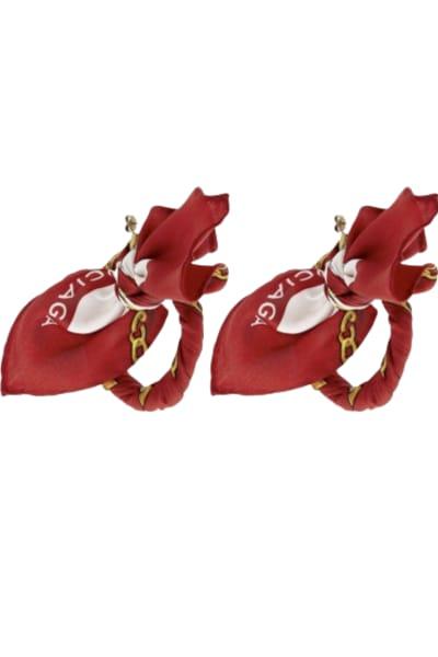 Balenciaga Ribbon Earring