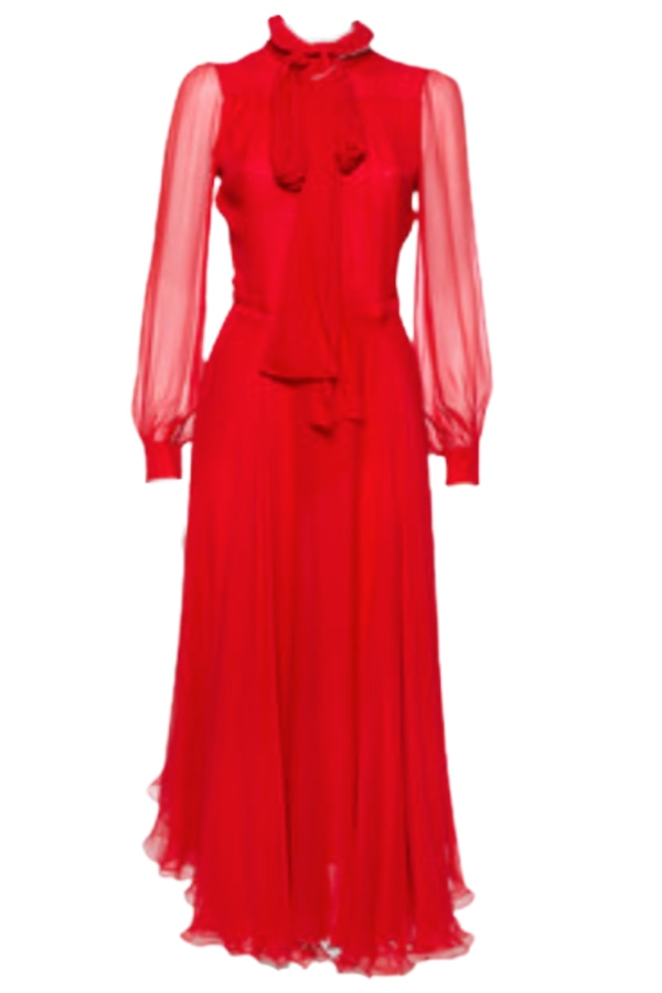 Image 1 of Gucci maxi dress