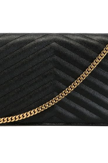 Saint Laurent Monogram leather crossbody bag 2 Preview Images
