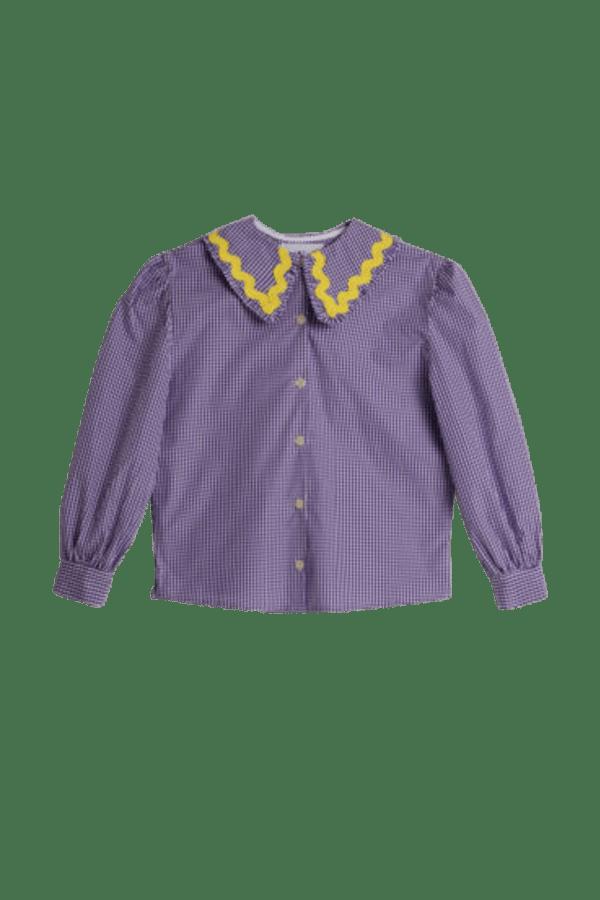 Image 1 of La Veste school shirt 04