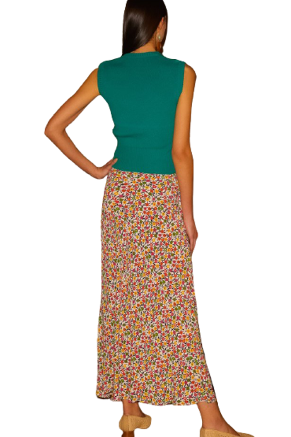RIXO Kelly Retro Skirt 2 Preview Images