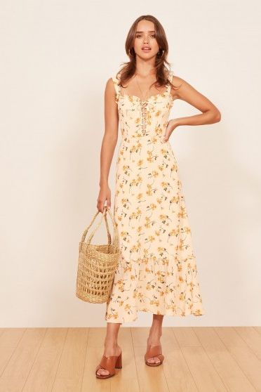 Reformation Naples Dress 5 Preview Images