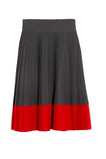 Marc Jacobs Tania tonic pleated skirt Preview Images