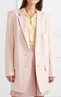 Tibi Pink Blazer 3 Preview Images