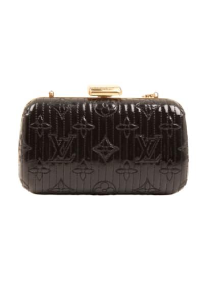 Louis Vuitton BLACK CLUTCH