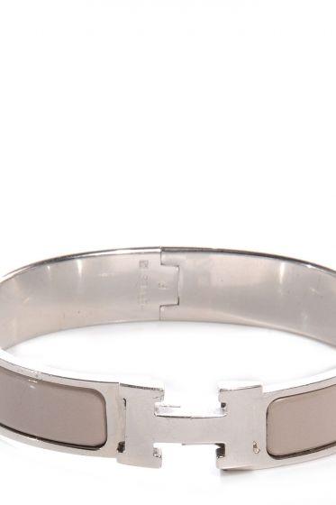 Hermès Enamel Clic Clac Bracelet Preview Images