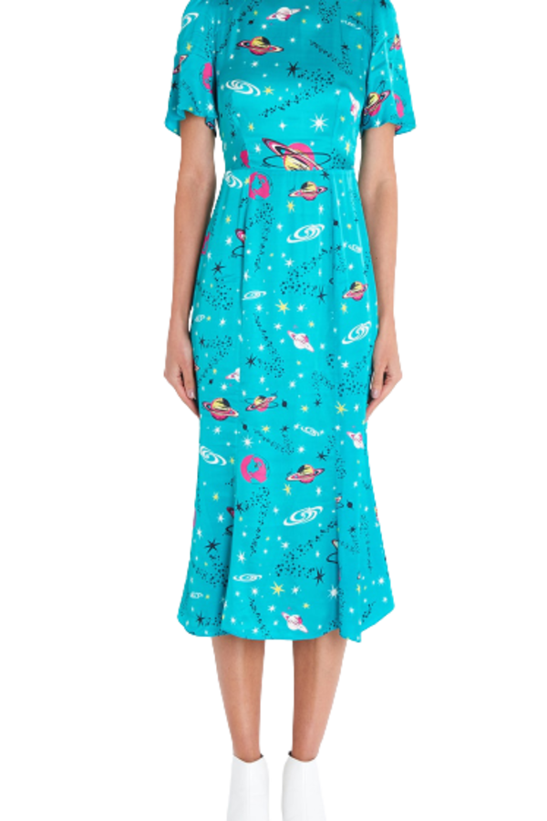 Image 3 of Rixo joanne pluto dress