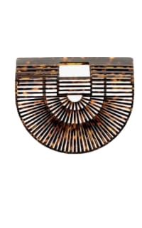 Cult Gaia Bamboo Clutch - Mini Preview Images