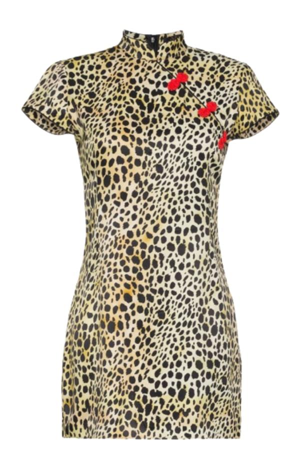 Image 1 of De La Vali the suki dress