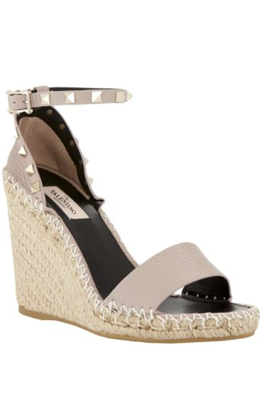 Valentino Rockstar Wedges Preview Images