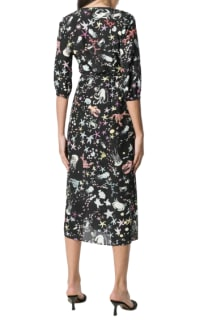 RIXO London Phoebe Under The Sea Midi Dress 2 Preview Images