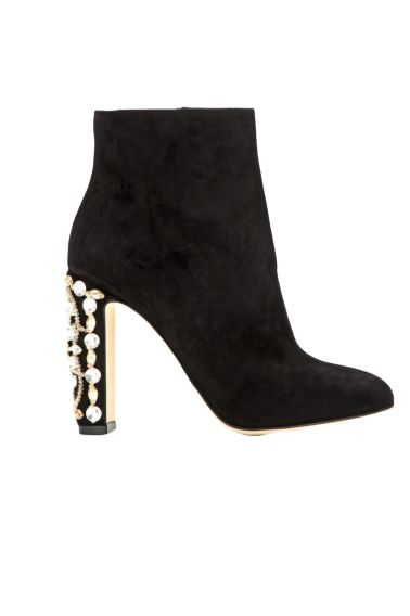 Dolce & Gabbana Embellished ankle boots Preview Images