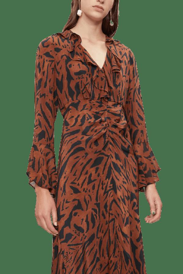 Image 4 of Rixo coleen dress