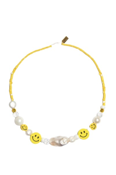 WALD Smiley Dude Necklace