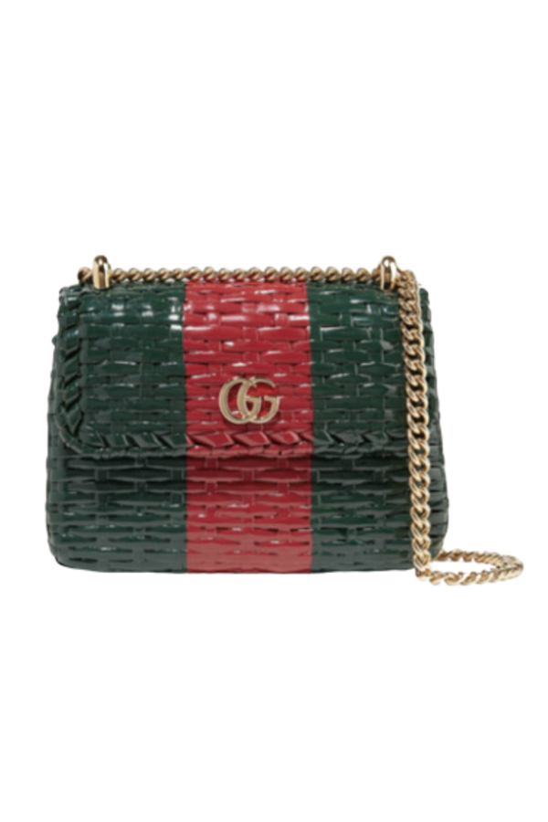 Gucci Wicker Bag 0 Preview Images