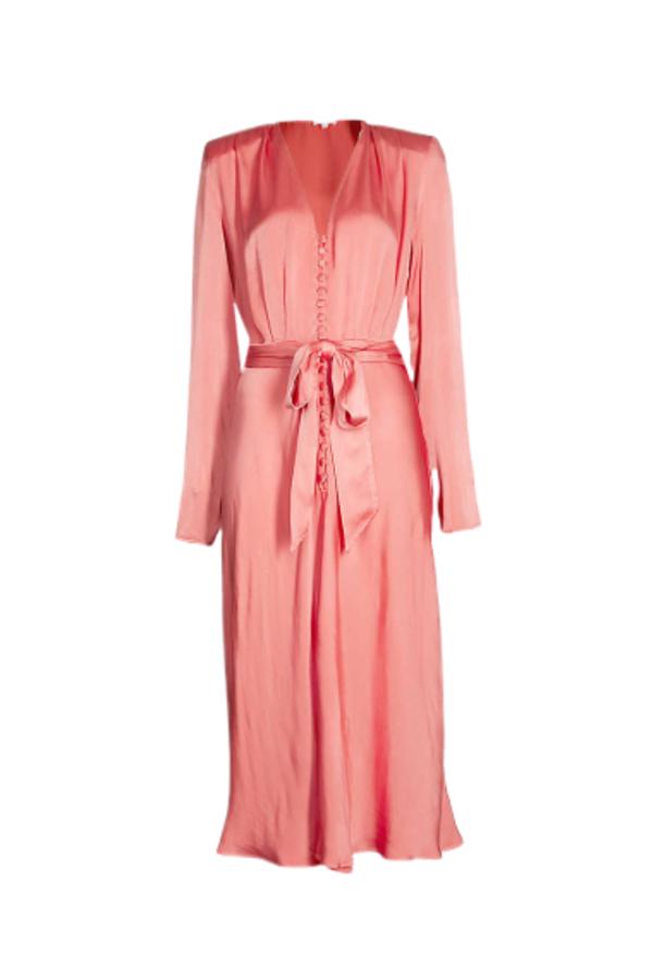 Ghost Meryl Wrap dress
