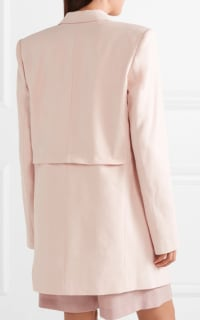 Tibi Pink Blazer 2 Preview Images