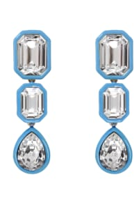 RACIL Crystal Earrings Preview Images