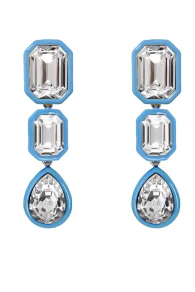 RACIL Crystal Earrings