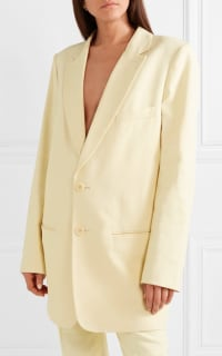 Tibi Yellow Suit 4 Preview Images