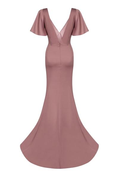 TH&TH Celeste Crepe Luxe Dress 2