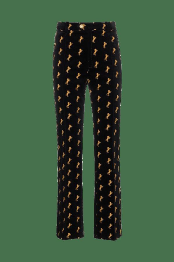 Image 1 of Chloé monogram trousers