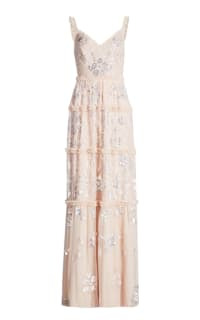 NEEDLE & THREAD - FLORAL GLOSS GOWN