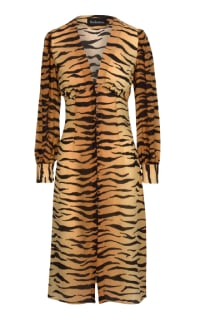 REALISATION PAR - THE VIVIENNE TIGER DRESS
