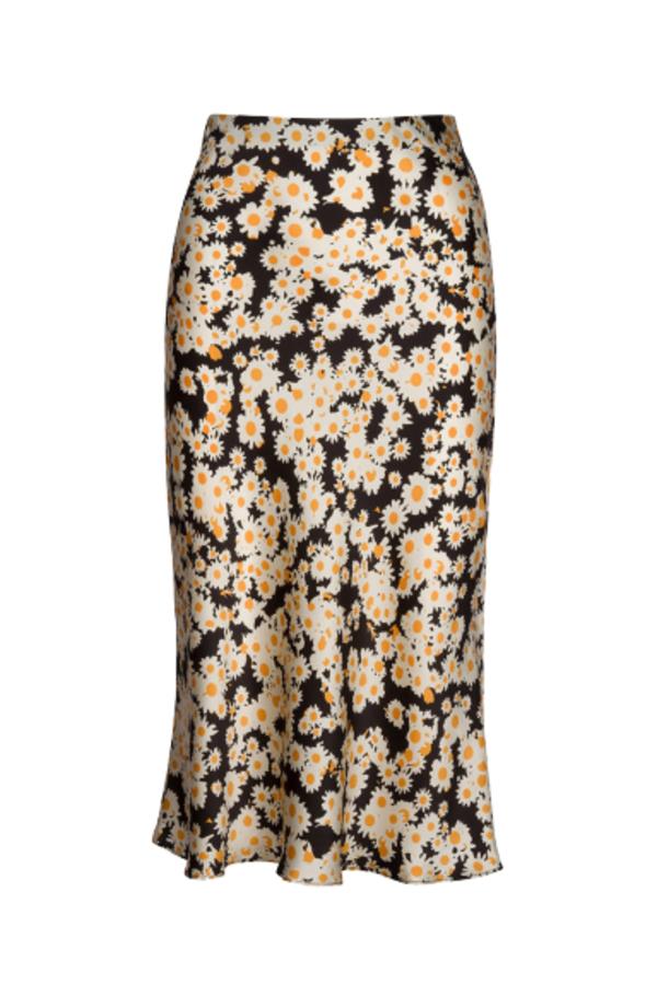 Realisation Par Naomi skirt in flower print 2