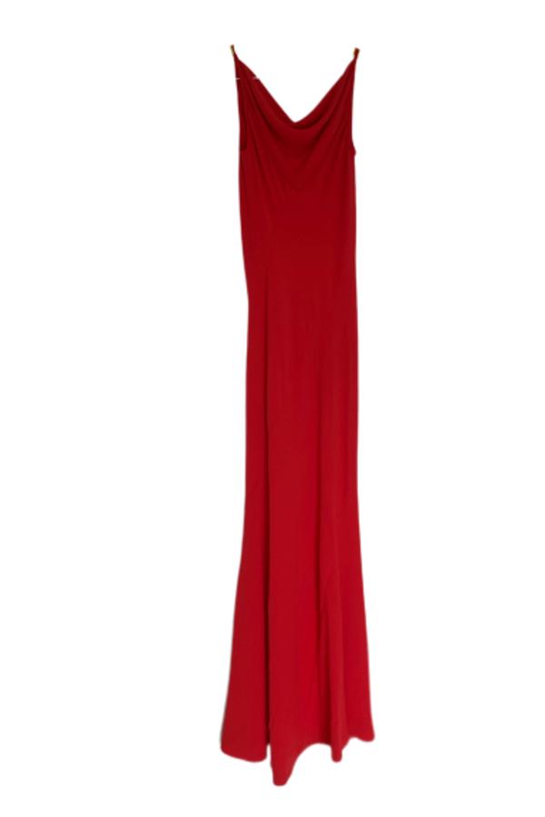 Gareth Pugh Crepe gown 3