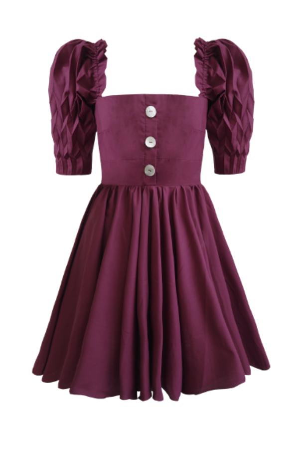 Georgia Hardinge Occular Mini Dress