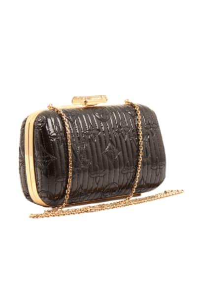 Louis Vuitton BLACK CLUTCH 3