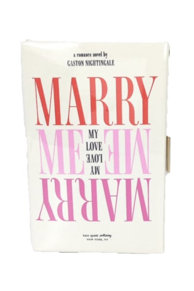 Kate Spade Marry Me Clutch Bag