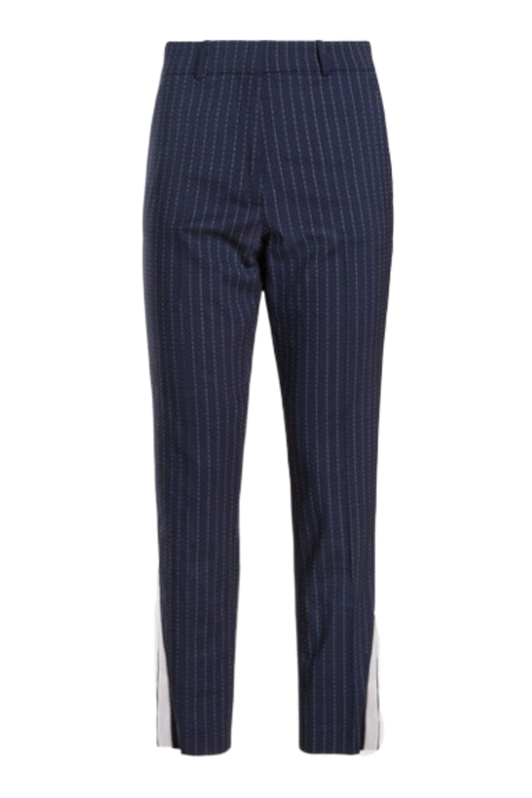Racil Aires Pinstriped Trousers