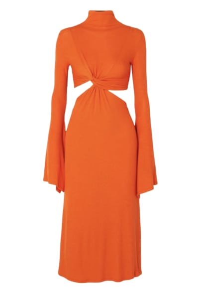 Sid Neigum Twist Front Dress