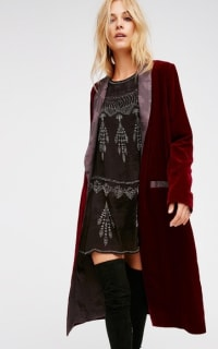 Free People Velvet Dreams Jacket 3 Preview Images